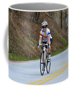 Gran Fondo Coffee Mug by Susan Leggett