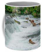 5 Grizzlies Coffee Mug