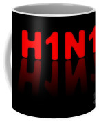 H1n1 Sign Coffee Mug