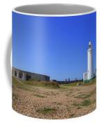 Hurst Point Lighthouse Coffee Mug