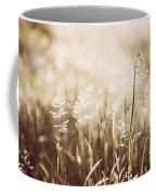 June Grass Flowering Coffee Mug