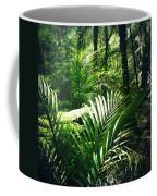 Jungle Leaves Coffee Mug
