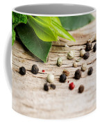 Kitchen Herbs Coffee Mug by Nailia Schwarz