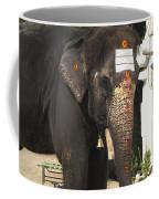 Lakshmi Temple Elephant Coffee Mug