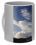 Lenticular Clouds Coffee Mug