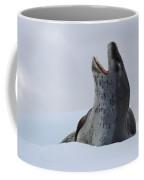 Leopard Seal Coffee Mug