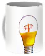 Liquid Coronet  Coffee Mug