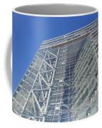 Low Angle View Of An Office Building Coffee Mug