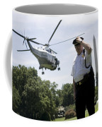Marine One Coffee Mug