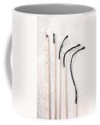 Matches Coffee Mug by Joana Kruse
