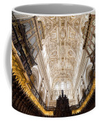 Mezquita Cathedral Interior In Cordoba Coffee Mug