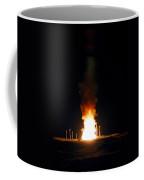 Minuteman IIi Missile Test Coffee Mug