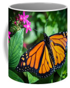 Monarch Danaus Plexippus Coffee Mug