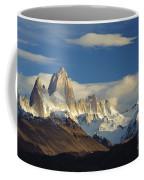 Mount Fitzroy, Argentina Coffee Mug