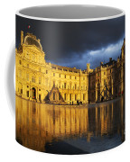 Musee Du Louvre Coffee Mug