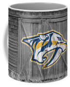 Nashville Predators Coffee Mug