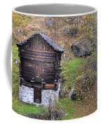 Old Rustic House Coffee Mug