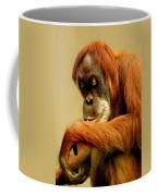 Orang Utan Coffee Mug
