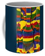 Paint Brushes Camouflaged Coffee Mug