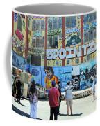 5 Pointz Graffiti Art 3 Coffee Mug