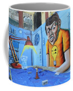 5 Pointz Graffiti Art 5 Coffee Mug