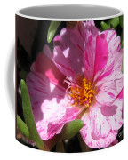 Portulaca Named Sundial Peppermint Coffee Mug