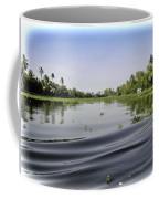 Ripples On The Saltwater Lagoon Coffee Mug
