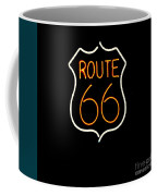 Route 66 Edited Coffee Mug