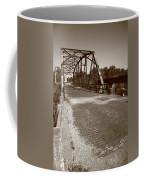 Route 66 - One Lane Bridge Coffee Mug
