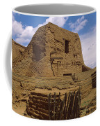 Ruins Of The Pecos Pueblo Mission Coffee Mug