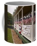 Ryckman House In Melbourne Beach Florida Coffee Mug by Allan  Hughes