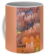 Sandstone Hoodoos In Bryce Canyon  Coffee Mug