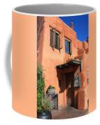 Santa Fe Adobe Building Coffee Mug