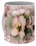 Single Peach Stocks From The Vintage Mix Coffee Mug