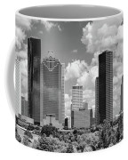 Skyscrapers In A City, Houston, Texas Coffee Mug