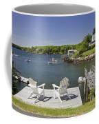 South Bristol On The Coast Of Maine Coffee Mug