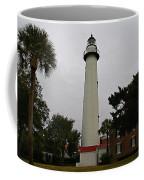St Simons Island Lighthouse Coffee Mug