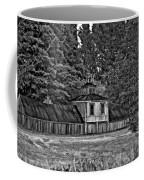 5 Star Barn Bw Coffee Mug