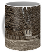5 Star Barn Monochrome Coffee Mug