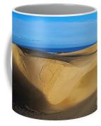 Sunrise At Oceano Sand Dunes Coffee Mug