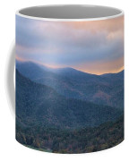Sunrise In Cades Cove Coffee Mug