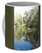 Swamp Reflection Coffee Mug