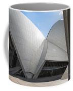 Sydney Opera House Detail In Australia  Coffee Mug