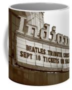 Terre Haute - Indiana Theater Coffee Mug