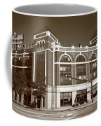 Texas Rangers Ballpark In Arlington Coffee Mug by Frank Romeo