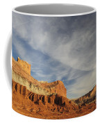 The Castle, Capitol Reef National Park Coffee Mug