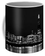 The Shard And Southbank London Coffee Mug
