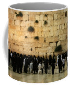 The Wailing Wall Coffee Mug