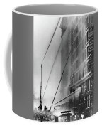 Triangle Factory Fire Coffee Mug