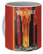 New Yorker August 3rd, 2015 Coffee Mug